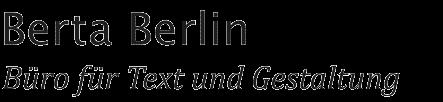 Berta Berlin